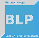 BLP - Braunschweiger Lack und Pulvercenter - Logo